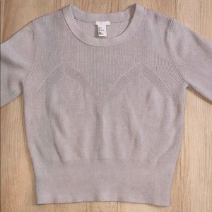 Fitted H&M sweater